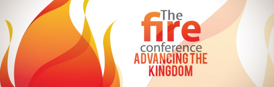 Fire Conference – Pastor Peter Finch – Advancing The Kingdom Through Baptism in the Holy Spirit