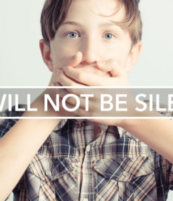 I Will Not Be Silent