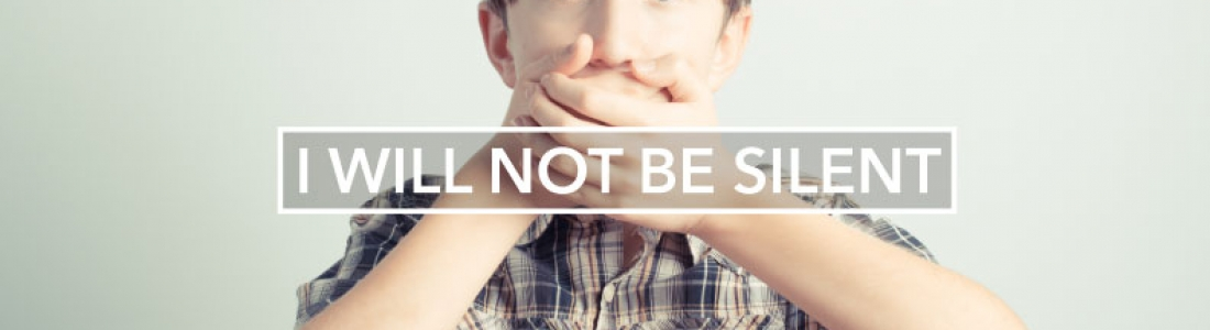 I Will Not Be Silent Part 1 – Rob Duff