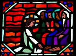 John 13 – Being Washed – Rob Duff
