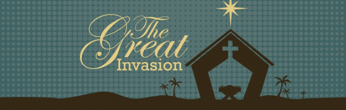 Noel Kenny – The Great Invasion – Invasion of Joy