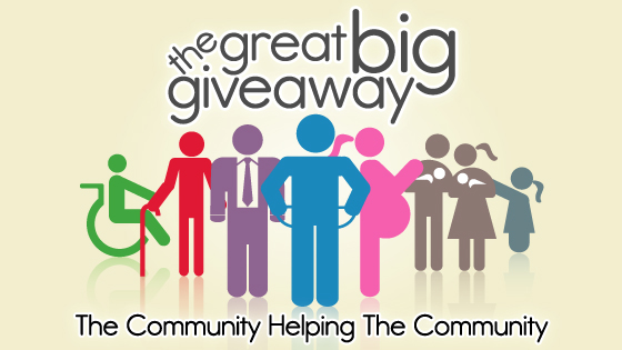 The Great Big Giveaway - The community helping the community